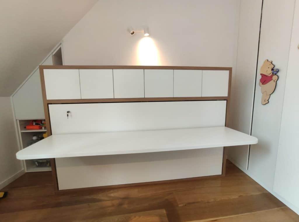 łóżko dla dziewczynki lub chłopca